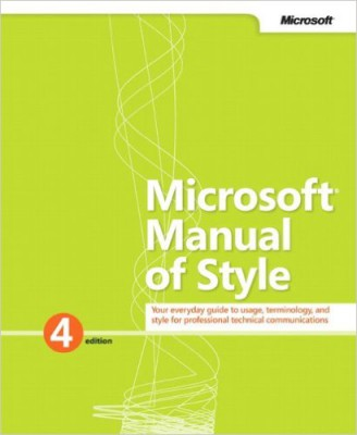 microsoft manual